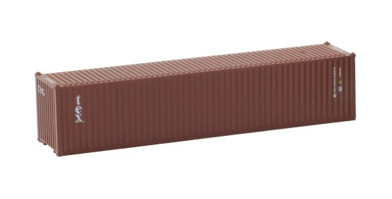 40' Übersee Container TEX