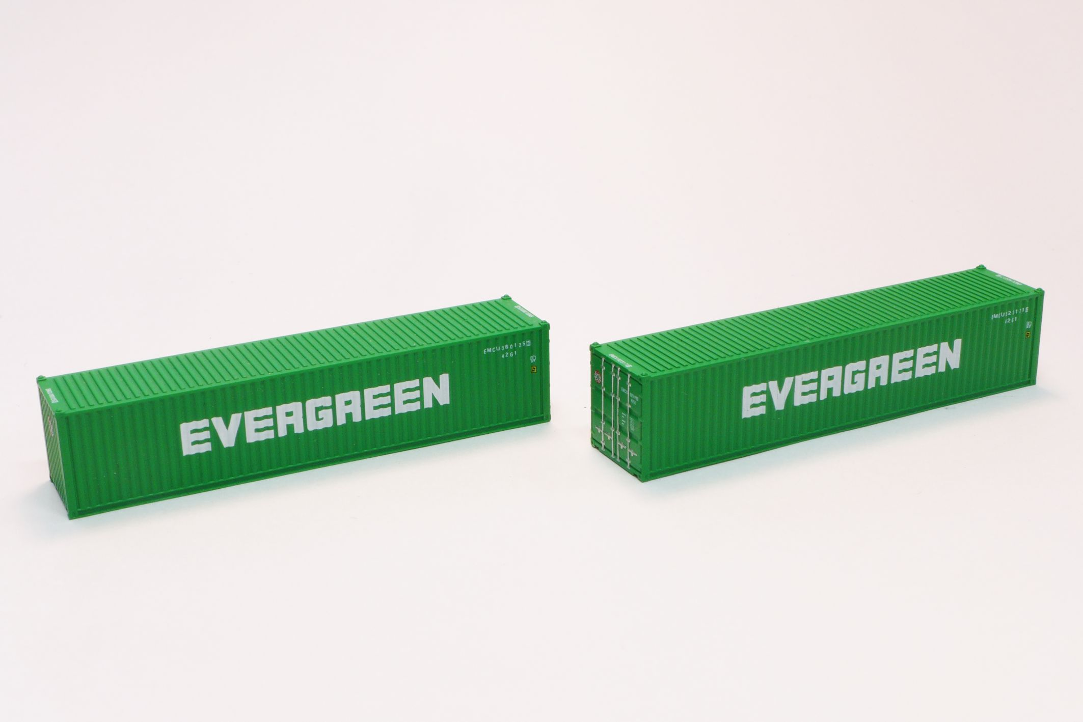 40' Container Evergreen